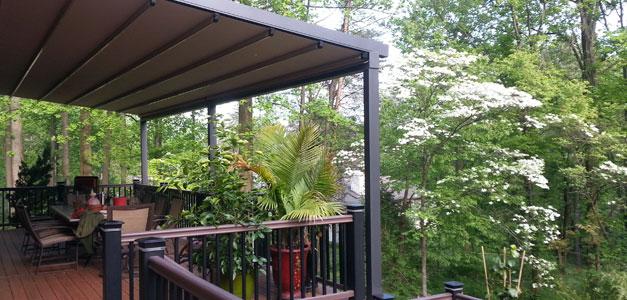 deck awnings GWDDRKQ