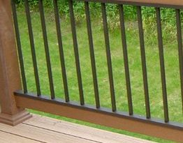 deck balusters baluster infill systems DMGPOWO