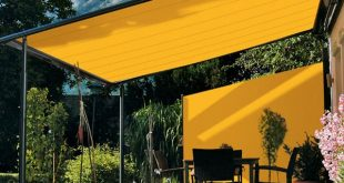 deck canopy deck awning ideas and tips BIMPUTZ