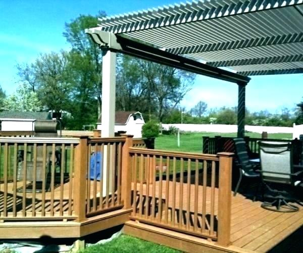 deck covers deck cover ideas covers attractive building a patio in 9 under back DRTEAJU