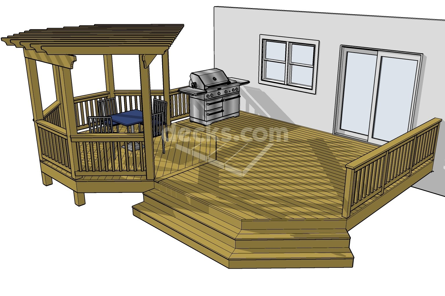 deck designs 10 tips for designing a great deck GWEVIDB