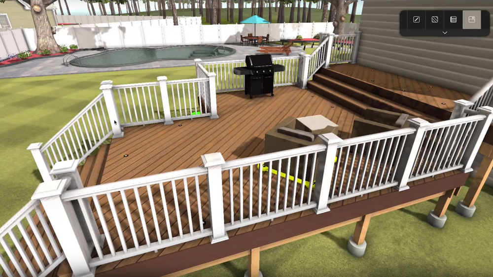 deck designs bring your deck to life YOPCYPP