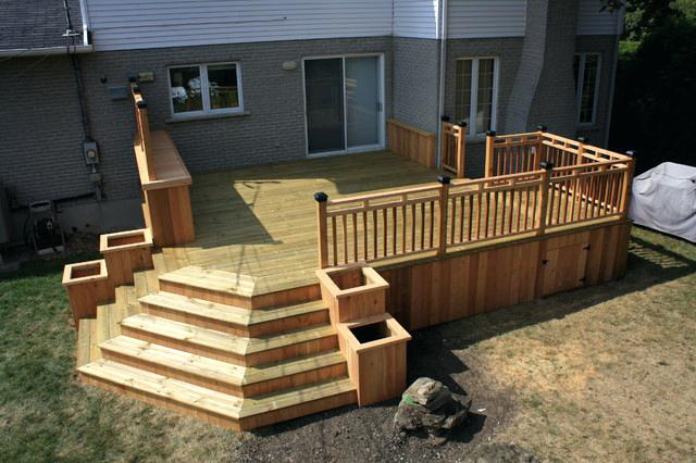 deck designs ideas stunning wood patio deck ideas
