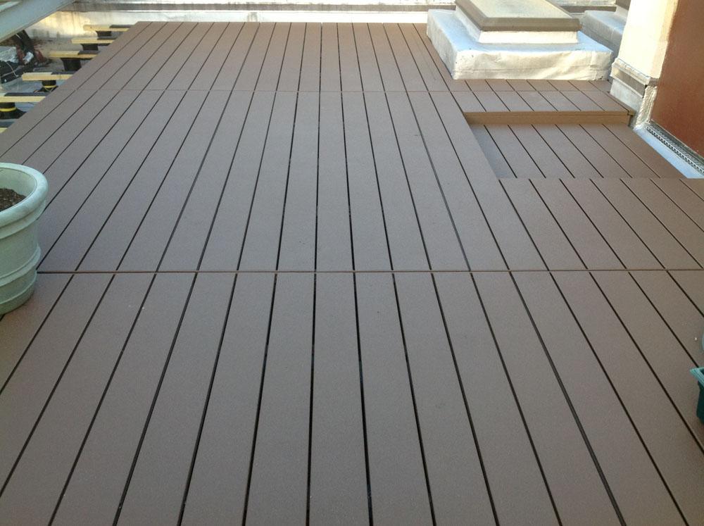 deck flooring aluminum decking cost DSELIOM