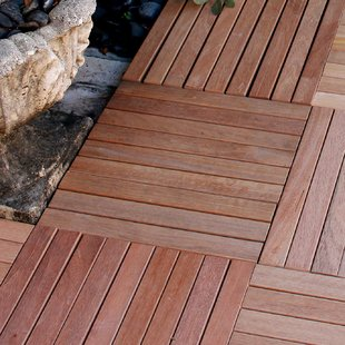 Make the Deck Flooring come alive- Go for top quality