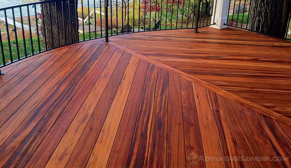 deck flooring tigerwood decking - tigerwood lumber - tigerwood deck IYPRPPL