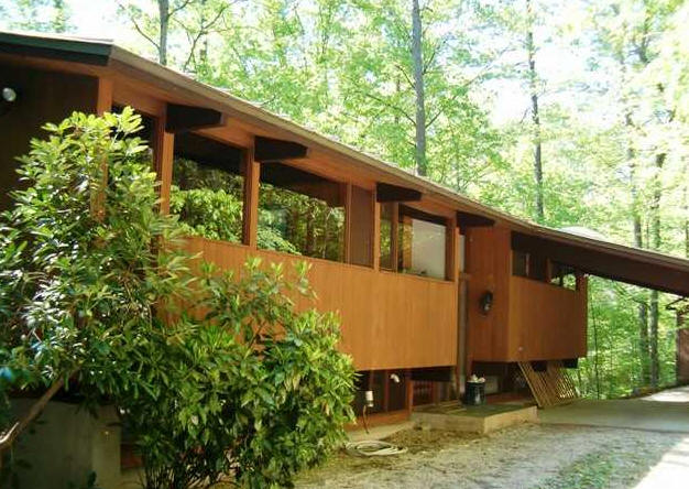 deck house 1966 - the mary and charles horres, jr. house, 615 rock creek YAUUECI