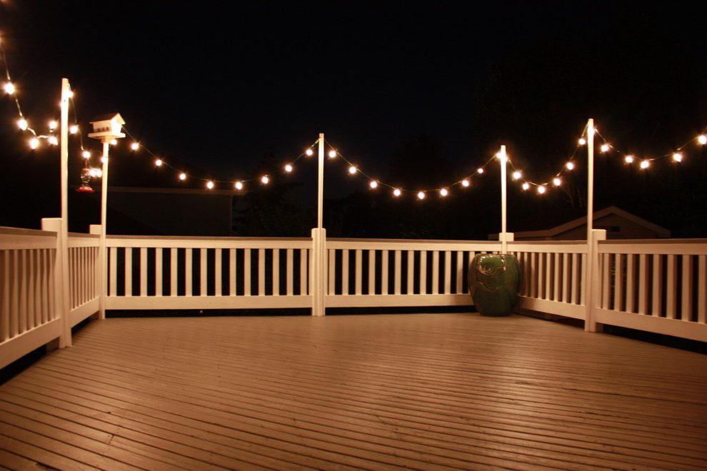 deck lights cool deck lighting ideas YTVFEYU