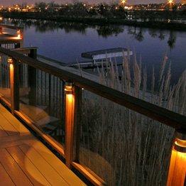deck lights deck rail lighting OEIYKYT