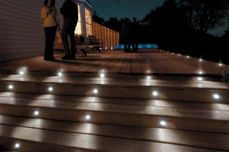 Types of deck lights