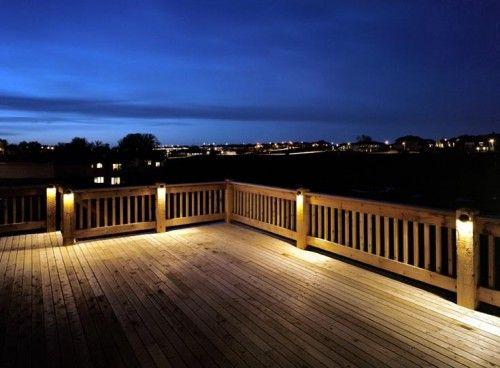 deck lights very cool deck lighting EHJYMRF