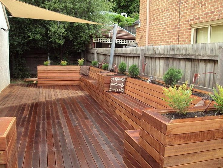 deck planter boxes best 25 deck planters ideas on pinterest deck privacy PGRGIZX