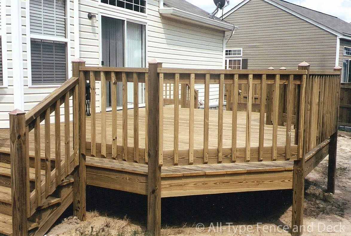 deck railing designs deck-railing-designs-1.jpg (1174×789) HNAWXYZ