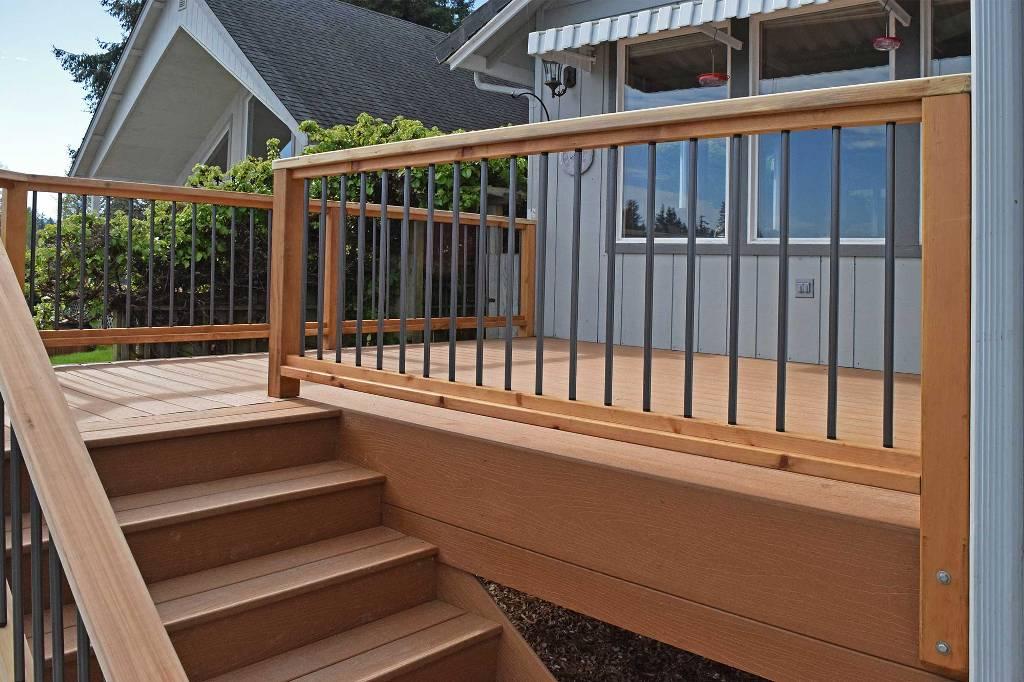 deck spindles deck railing spindles metal DLWDOLX