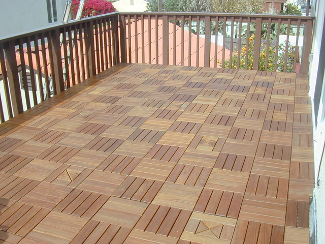 deck tile interlocking deck tiles modern-porch DCKYWKJ