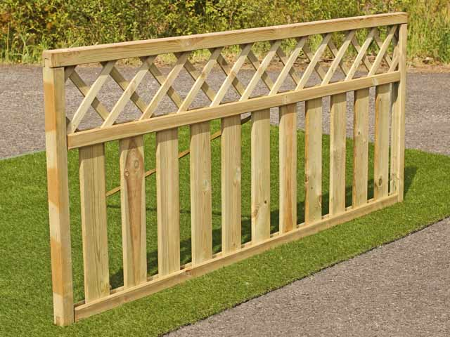 decking fence panels deck fencing design garden fence panels EWBYLHW
