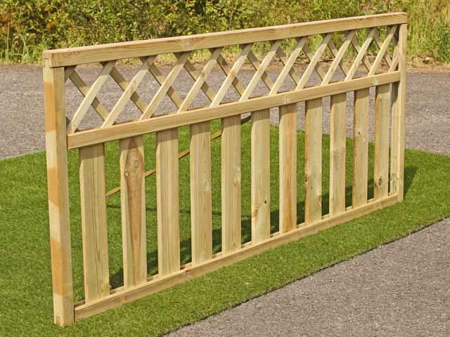 decking fence panels deck fencing design garden fence
