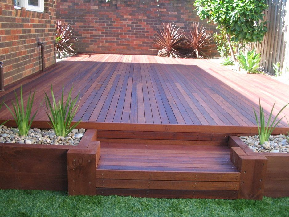 decking ideas 27+ most creative small deck ideas