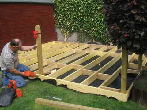 decking ideas garden decking design ideas photos ZOSAUUG