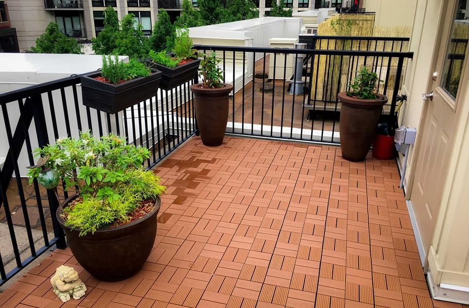 decking tiles naturesort deck tiles (8 slat) FXAOEDC