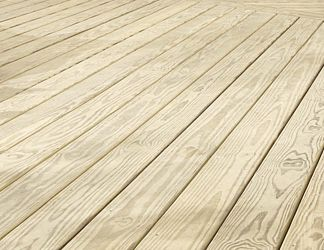 decking wood a pressure-treated wood deck. JOIWDJJ
