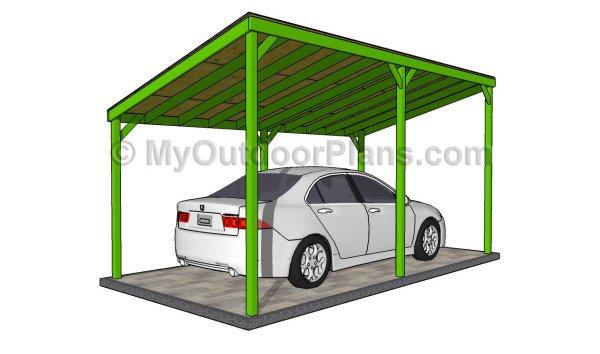 detached carport designs AVYDARP