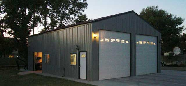 diy garage kits | metal garage kits - do it yourself construction FLFXANY