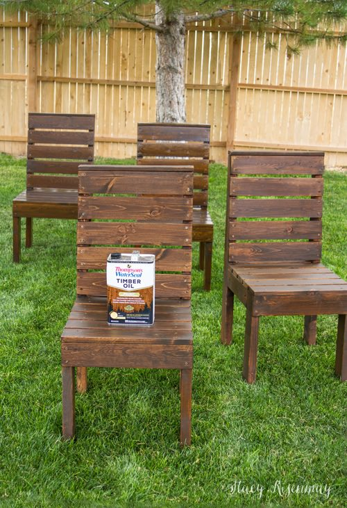 diy outdoor furniture she is using this as patio furniture for her fire pit area, ZJARMEV