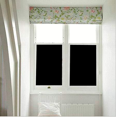 do4u stick on blackout blinds - darkening blackout window film treatment: KXQFCUD