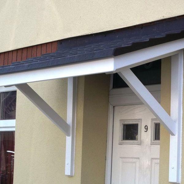door canopies the medway overdoor canopy - the medway door canopy combines traditional ERQFCNI