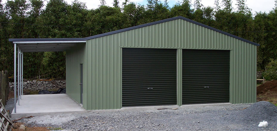 double garage double garages QLHKNRC