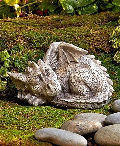 dragon garden statue AEIOPKY