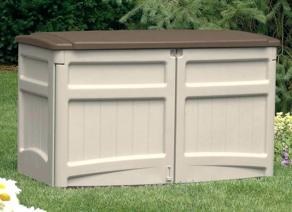 drain box lowes outside storage bench deck box home depot waterproof deck LEHWWGD