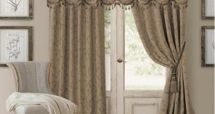drapes and curtains elrene blackout taupe blackout energy efficient room darkening rod pocket  window VSVSORC
