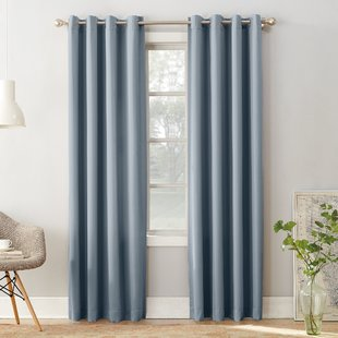 drapes and curtains groton solid room darkening grommet