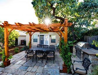 dream backyard, san luis obispo backyard landscaping greener environments  los osos, HRXUBOZ