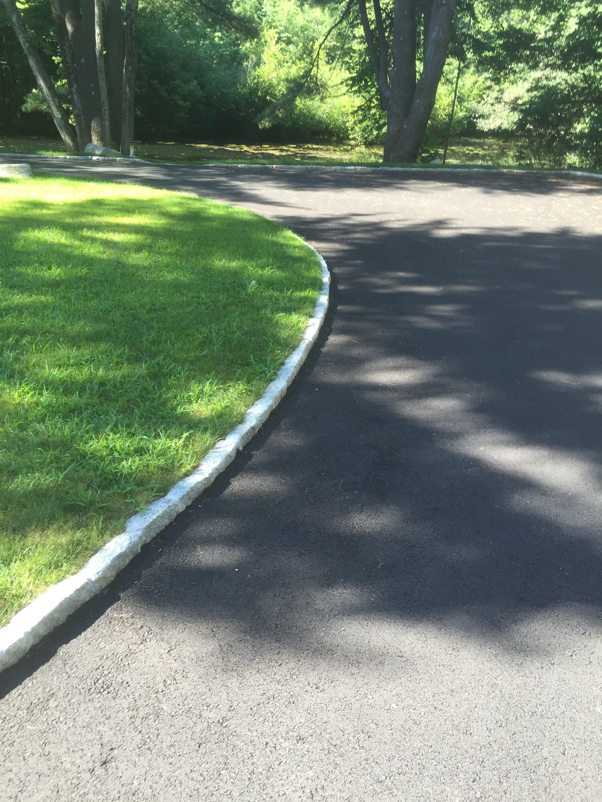 driveway edging driveway cobblestone edging HICVRPT