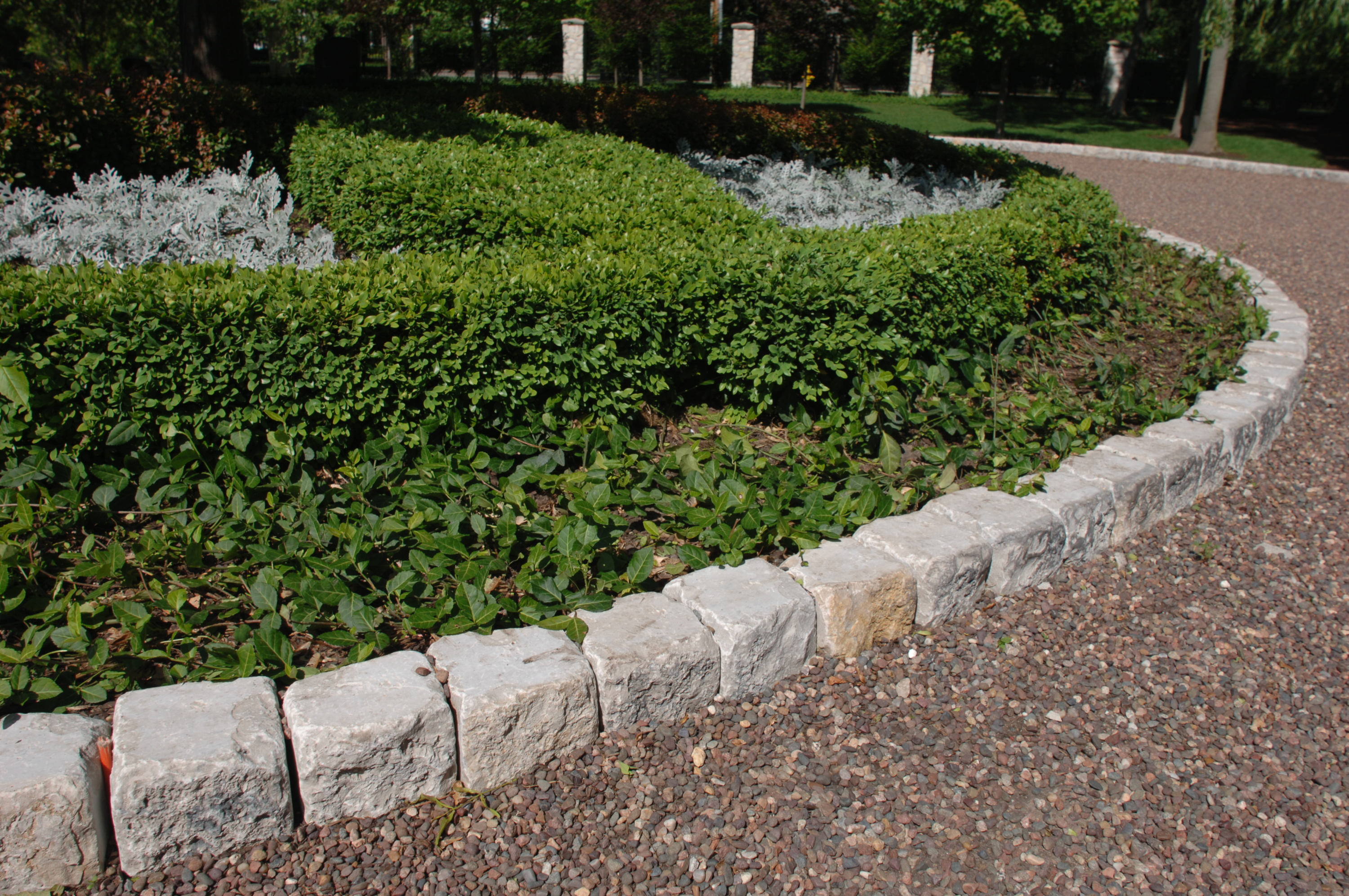 eden lawn edging defines and seperates your planting areas from other WDUIVAG