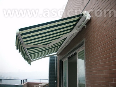 electric awnings 7a-f023 awning accessories: manual retractable awning canopy awning  electric awning,tent material,tent WFSXION
