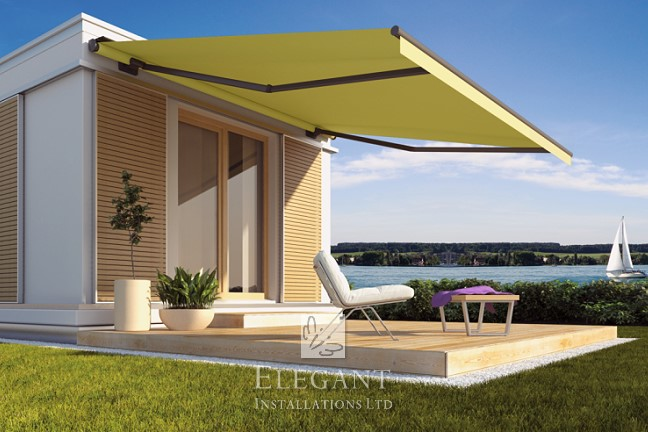 electric awnings effortless convenience GVUQAOU