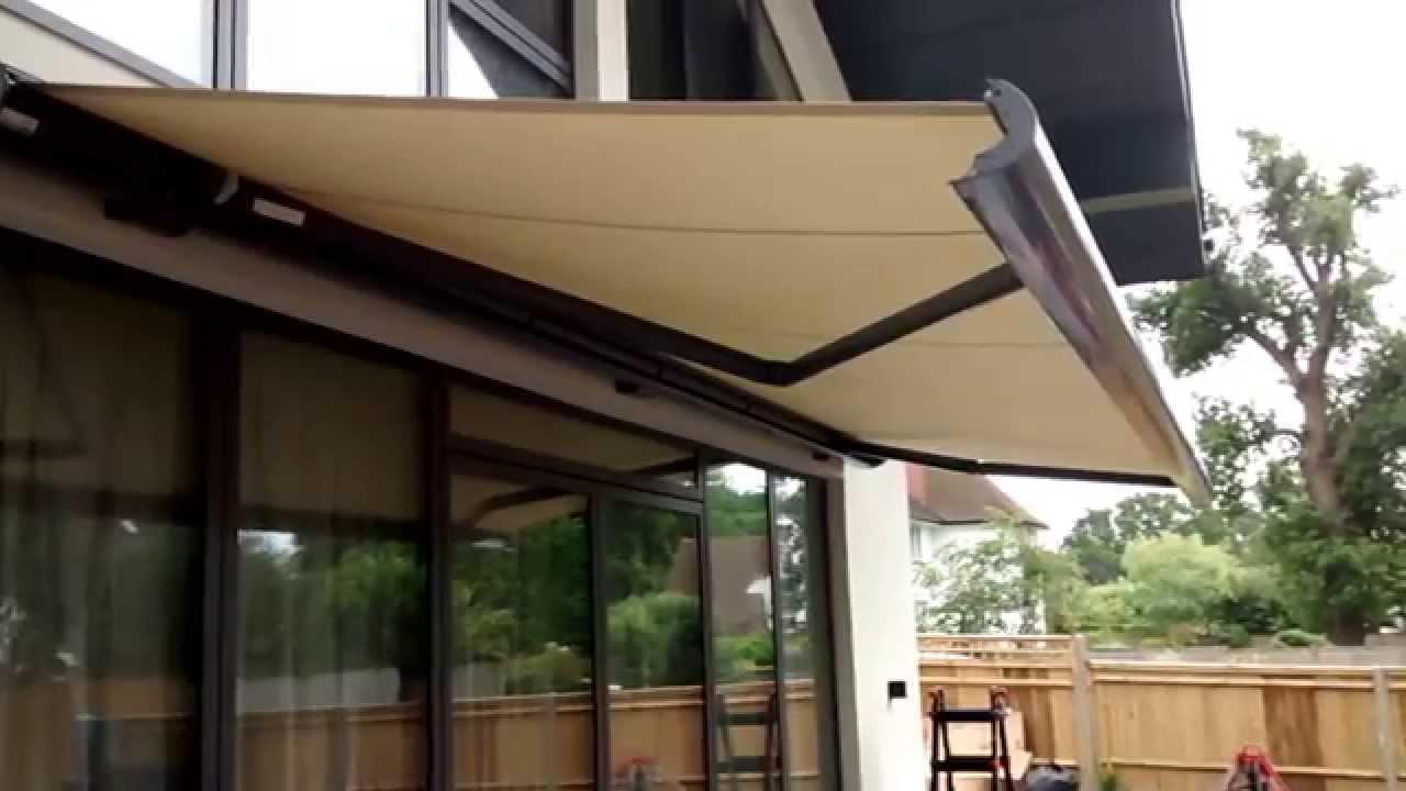 electric awnings electric awning | premier blinds u0026 awnings 01372 377 112 OQHDLNM