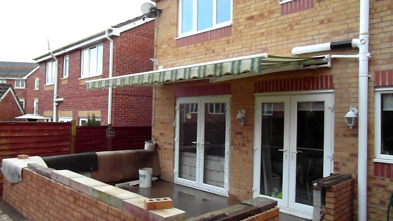 electric awnings electric awning. - youtube MRIGRKN