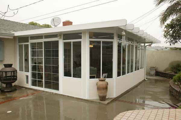 enclosed patio cost | aluminum patio enclosures | screened in patio room IQSALJW