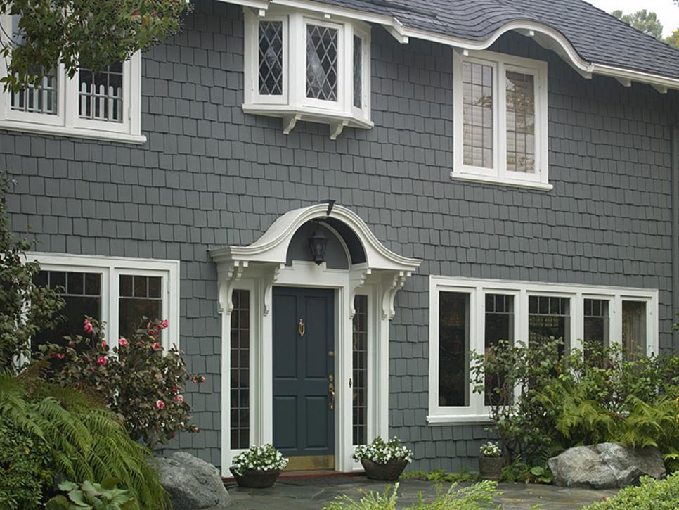 exterior paint colors 28 inviting home exterior color ideas | hgtv XJENADO