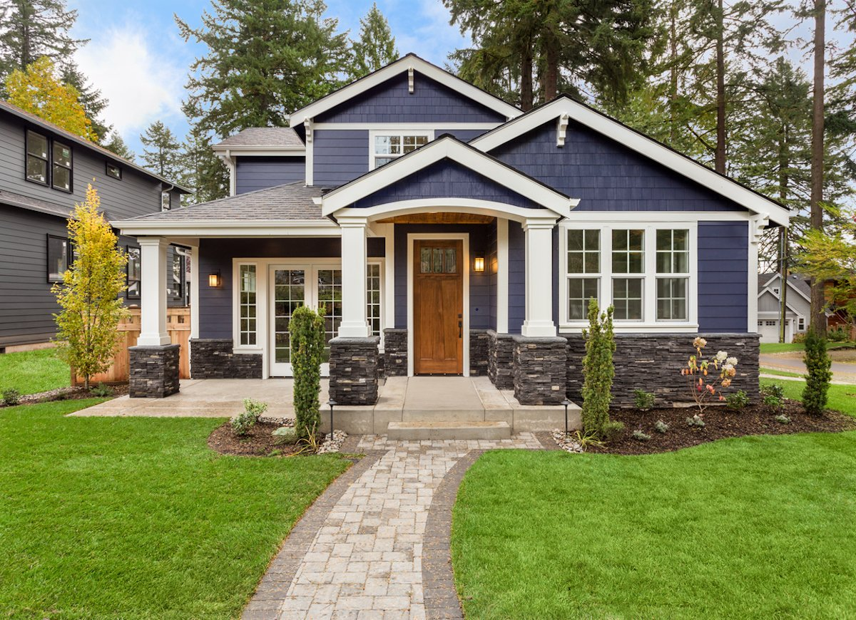 exterior paint colors thereu0027s nothing like paint to transform the look of your homeu0027s exterior, WHKNVTI