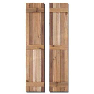 exterior wood shutters 15 ... CAQJAGI