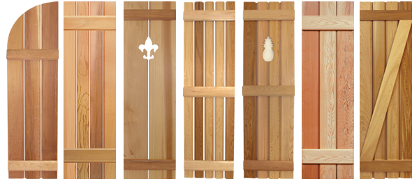 exterior wood shutters #image1 southern shutter company | board and batten shutters ... SFBQMQO