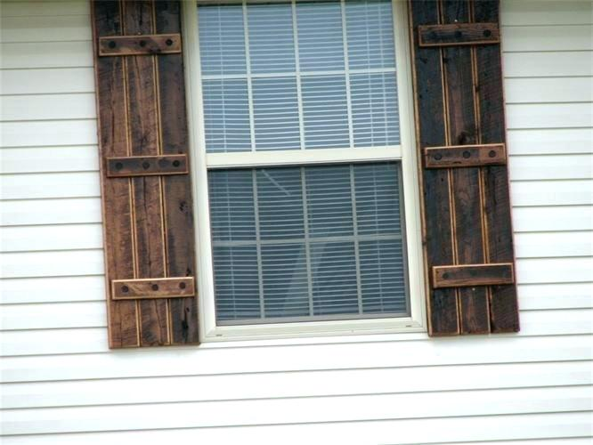 exterior wooden shutters wood house shutter exterior wood shutters  decorative provide BBBFPLU