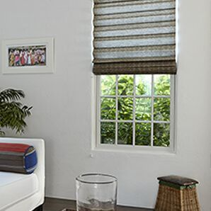 fabric shades our soft roman shades are custom made using fabrics from the top AEZGTHC