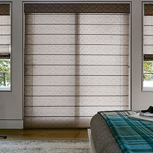 fabric shades the soft roman shade is versatile and can help complete any room QWUKEOH